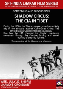 CIA In Tibet