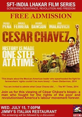 Lhakar Film Series|César Chávez: History Is Made One Step At a Time