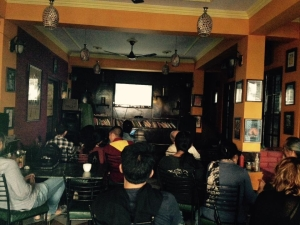 FIlm Screening at Jimmys Italian Kitchen